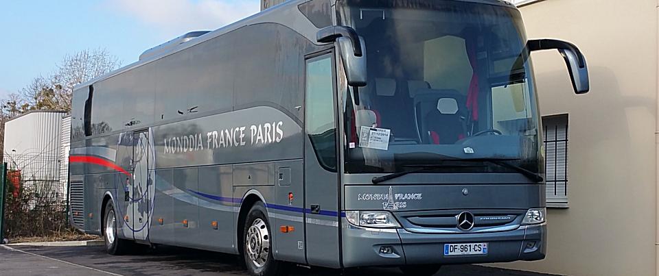 location autocar tourisme france paris